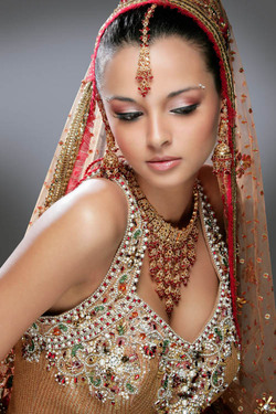 maquillages indiens