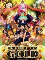 One Piece Film: Gold : Dans sa quête du One Piece, l'équipage au Chapeau de Paille arrive sur Grantesoro, capitale mondiale du divertissement, où les hommes fortunés viennent jouer au casino et assister aux spectacles les plus grandioses. Grantesoro est un sanctuaire imprenable contrôlé par l'Empereur de l'Or, Gild Tesoro. Même la Marine ne peut y intervenir. Mais Luffy et ses compagnons vont vite découvrir l'effrayante face cachée de cette ville et devront risquer leurs vies pour tenter de s'en échapper. ... ----- ... Origine : Japonais  Réalisation : Hiroako Miyamoto  Durée : 2h 00min  Acteur(s) : Mayumi Tanaka, Ikue Ôtani, Hikari Mitsushima  Genre : Animation, Aventure, Action  Date de sortie : 2 Novembre 2016  Année de production : 2016  Distributeur : Kazé  Critiques Spectateurs : 4,3  Critiques Presse : 3,3