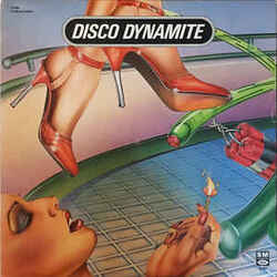 V.A. - Disco Dynamite - Complete LP