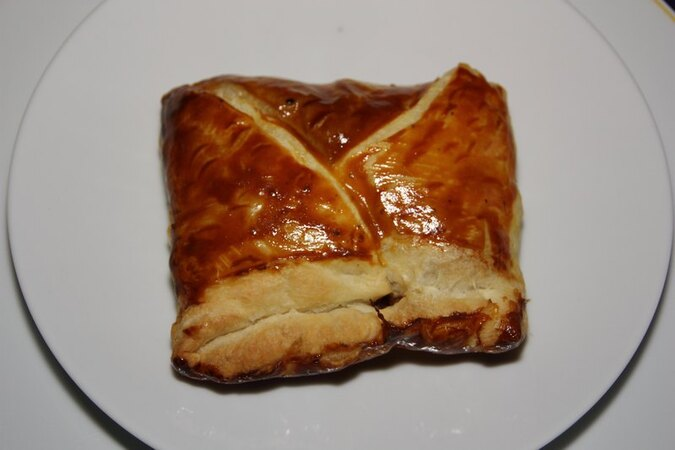 Friand pruneaux/canard