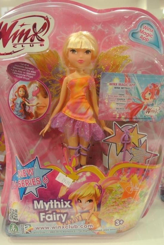 Stella Mythix poupée