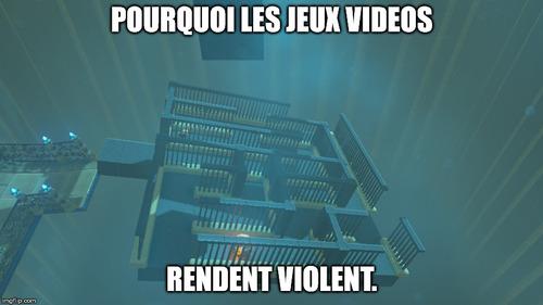 """""""Les jeux vidéos rendent violent."""""""