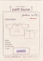 Chemise 247