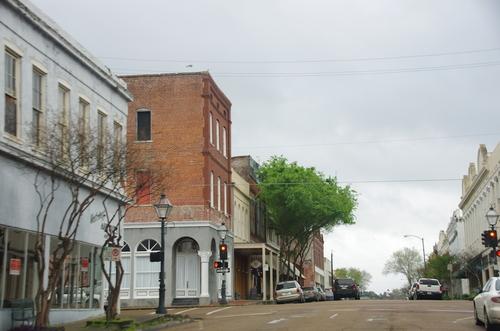 Jour 11 - Natchez, Mississippi