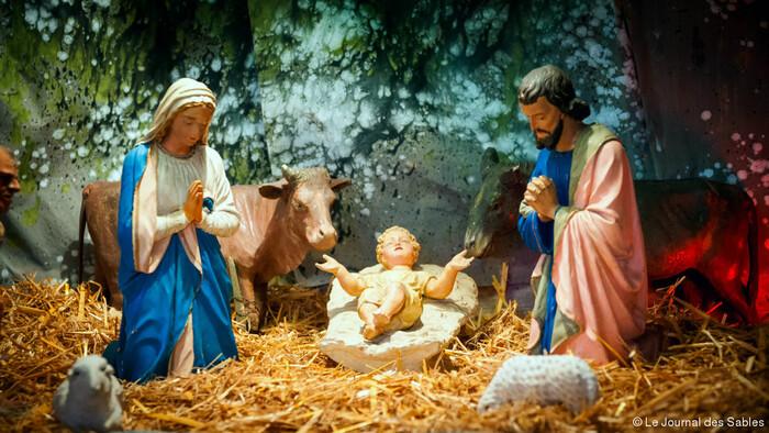La Fête De Noël - Fête Chrétienne -