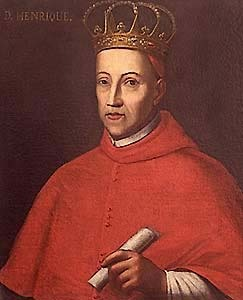 Le cardinal-roi Henri Ier