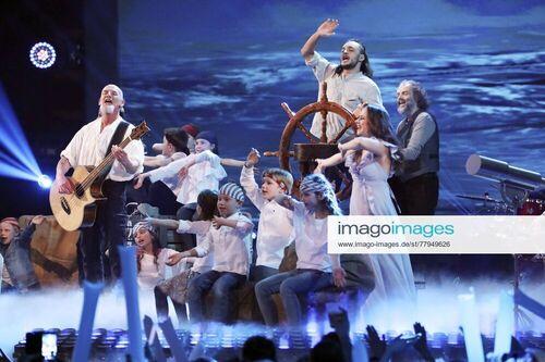 OONAGH mit SANTIANO - Herren der Winde (Spectacles musicaux)