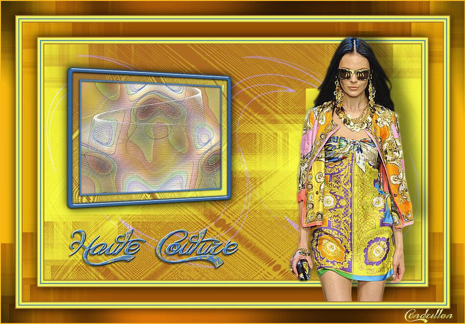 Haute Couture - Franie Margot