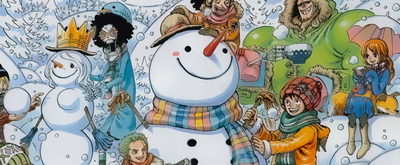 One Piece Scan chapitre 733 en Version Anglaise