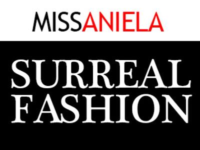 « SURREAL FASHION » : MISS ANIELA REPOUSSE LES LIMITES DE LA RÉALITÉ DANS SES COMPOSITIONS