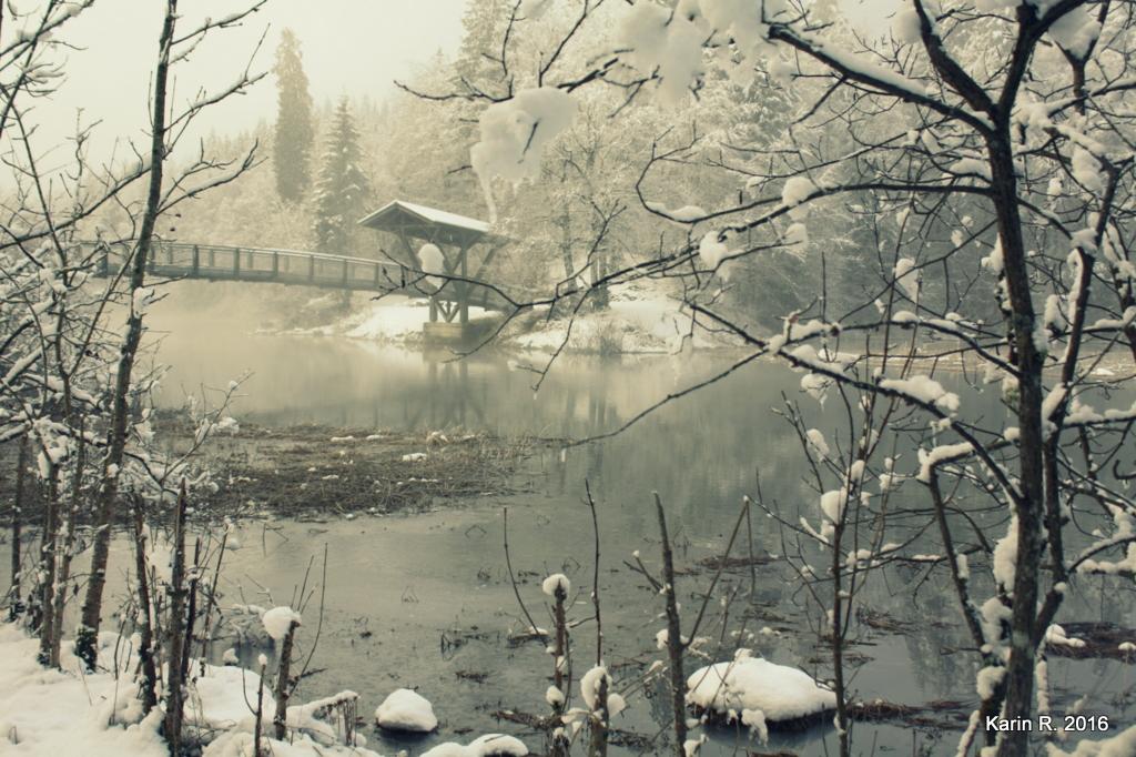 Pont romantique