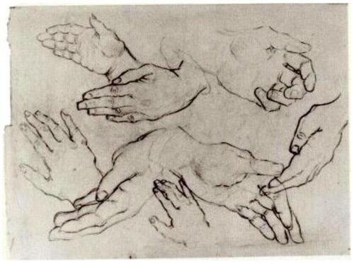 Lettre à Théo, janvier 1886 - Vincent Van Gogh -