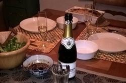 Heiligabend: Vegetarisch kulinarisch