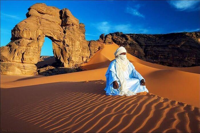 Le Grand Sud Algérien - La Belle Algérie -