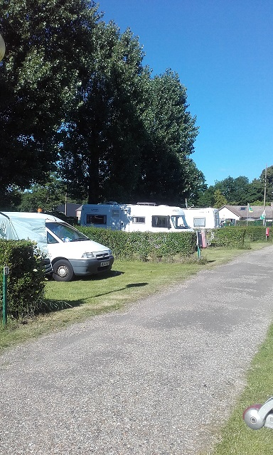 Camping de Breteuil sur Iton