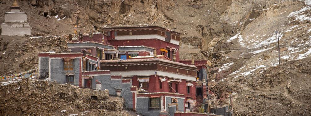 """Résultat de recherche d'images pour """"ancienne photo du temple de TASHI LUMPO"""""""