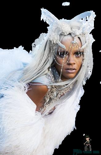 Tube Rihanna reine des Glaces