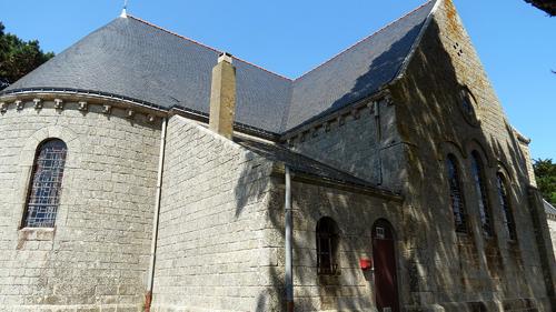 Quand Lyon vient en Bretagne : De Saint Cado à Gâvres