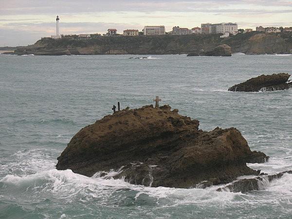 biarritz le rocher de la vierge5