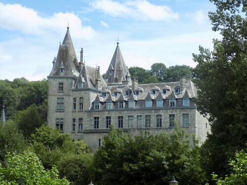 Le château des comtes d'Ursel