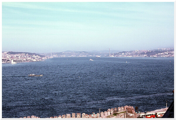 Voyage en Turquie.