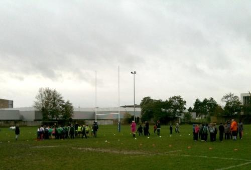 Rencontre découverte rugby à Amiens