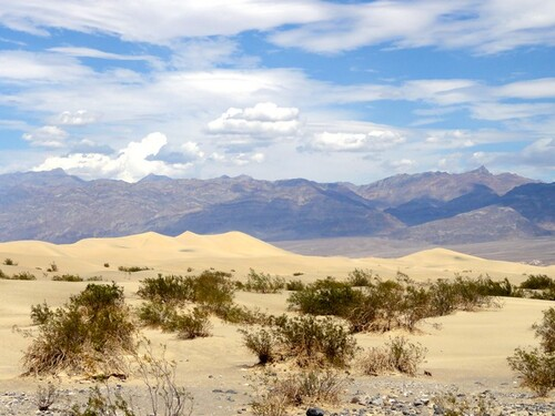 3 septembre: la DEATH VALLEY