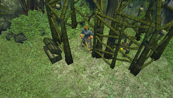 Dungeon Siege : Throne of Agony (PSP)