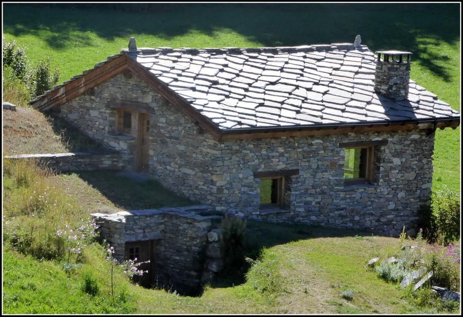 Mon rêve...en matière de maison...