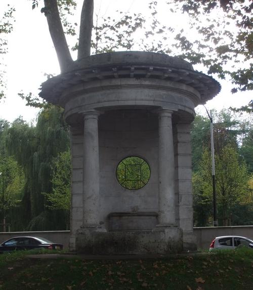 Balade au bois de Boulogne