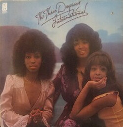 The Three Degrees - International - Complete LP