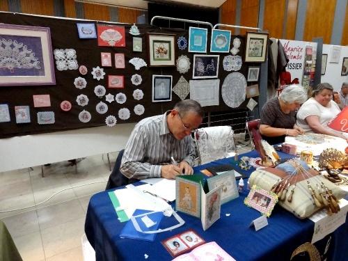 Une exposition d'artisans d'Art à Montbard...