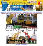LISHIDE MACHINERY: BAUMA CHINE 2014.