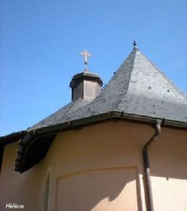 La Chapelle Notre Dame des Grâces à Saint-Jean-de-Belleville Savoie