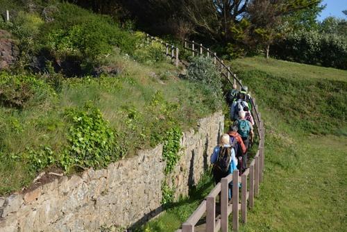 Finistère - Pointe du Menhir