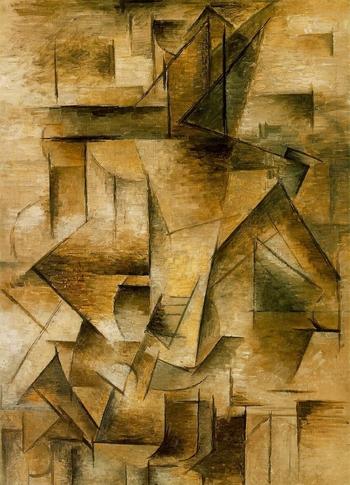 Pablo Picasso, Le guitariste
