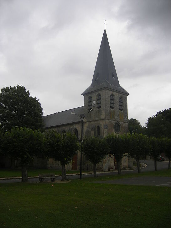 Église de Trosly-Loire