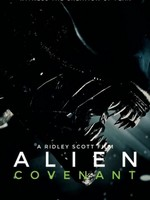 Alien : Covenant affiche