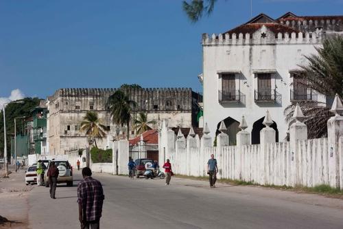 Le fort arabe