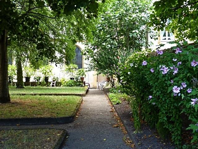 Jardin de curé église Saint-Martin Metz 2011 - 12