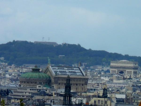 16 - Opéra, Mont Valérien et Arc de Triomphe