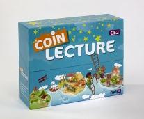 """Coffret """"Coin lecture CE2"""""""