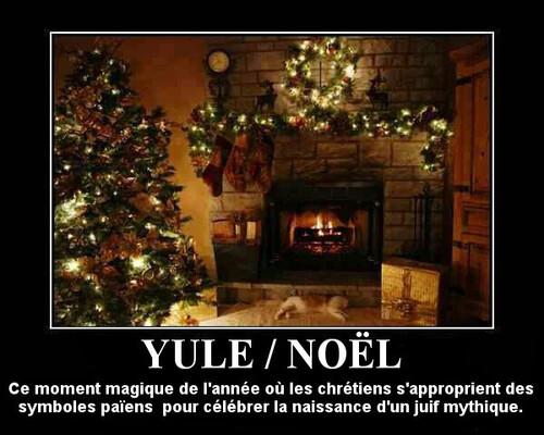 YULE et Solstice d'hiver : aux origines cachées de Noël