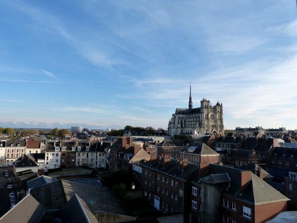 De partout, la Cathédrale d'Amiens