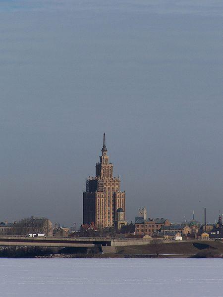 Blog de lisezmoi : Hello! Bienvenue sur mon blog!, La Lettonie : Riga