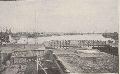 Les ports français et la guerre: Calais et Boulogne