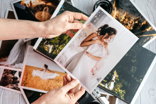 Photographer for a wedding - how to choose?