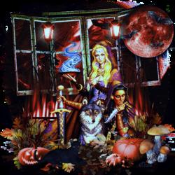 Halloween Ephéméride code inclu