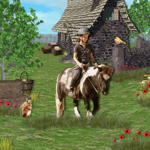 Kit Mon cheval mon amie