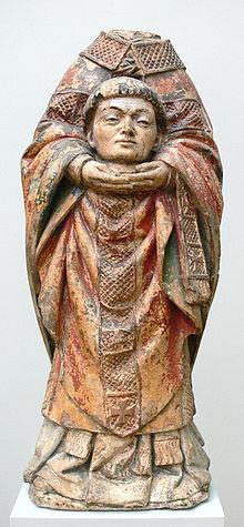 Saint Denis de Paris et ses compagnons, Eleuthère et Rustique, martyrs à Paris (3ème s.)